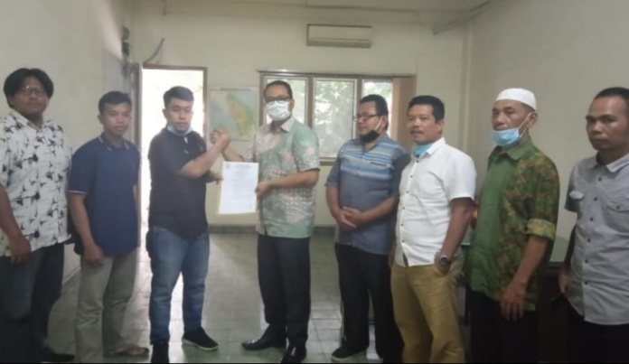 DPC PTI Kota Medan, Dipimpin Aflahun Fadhli Siregar