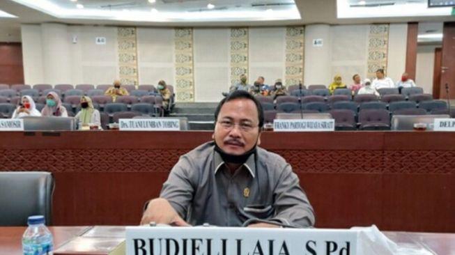 Anggota DPRD Sumut, Budieli Laia Meninggal Dunia
