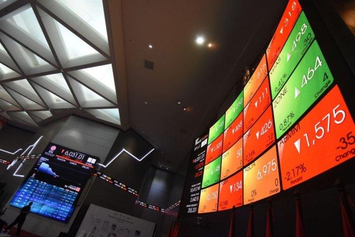 Bursa Global Terpukul, IHSG Turun Dalam