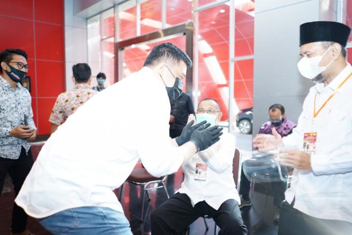 Pilkada Medan, Bobby Nasution Pemimpin Muda Yang Santun