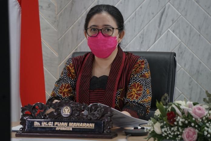 Puan Maharani, Ajak Patuhi Protokol Kesehatan