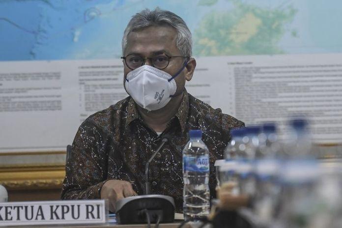 Ketua KPU Arief Budiman Positif Corona
