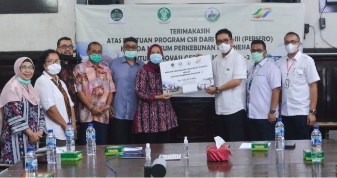 PTPN III (Persero) Bantu Renovasi Museum Perkebunan Indonesia