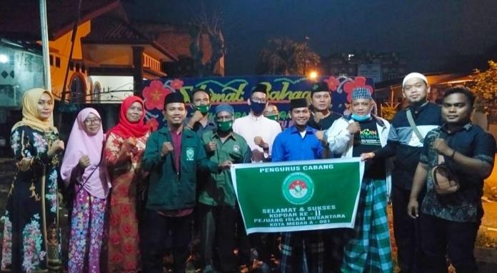 Pejuang Islam Nusantara Medan, Laksanakan Kopdar
