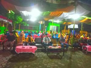 PC IPM Perumnas Medan II, Gelar Gema Muharram dan Aksi Solidaritas Bantu Korban Sinabung