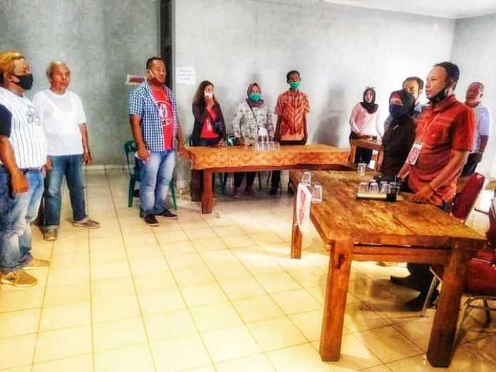 Relawan Bonus, Buka dan Resmikan Posko di Kecamatan Medan Barat, Medan Helvetia dan Medan Sunggal