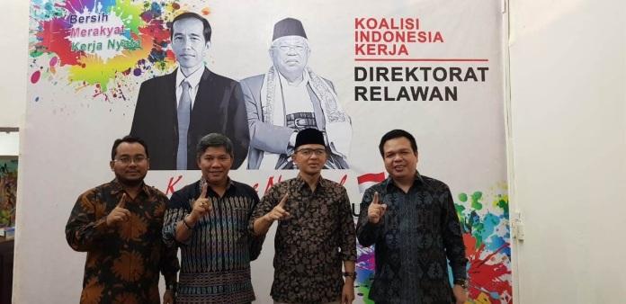 Relawan Jokowi, Desak Kejaksaan Tuntaskan Dugaan Korupsi Dinas Tanaman Pangan Sumut
