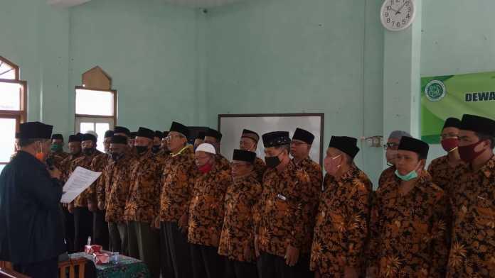 Resmi Dilantik, Totong Hendriawan Berharap MUI Pamarican Mengayomi Masyarakat Dalam Urusan Keagamaan