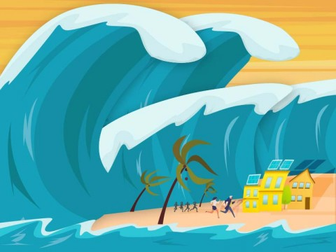 Siapkah Jawa Barat Menghadapi Potensi Tsunami 20 Meter?