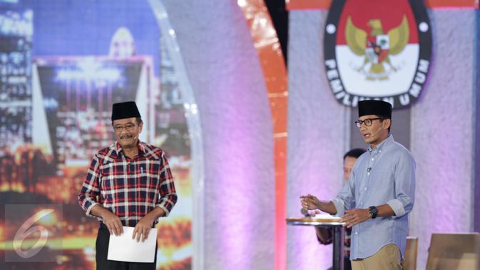 Sandi-Djarot, Dulu Tarung Ketat di DKI Kini Bareng Dukung Bobby Nasution