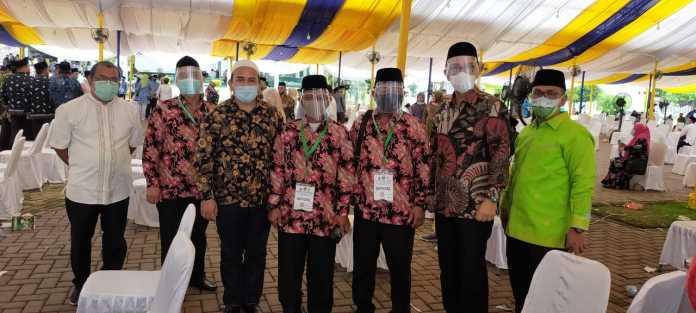 SEVP Business Support PTPN III Suhendri, Hadiri Pembukaan MTQ ke 37 di Tebing Tinggi