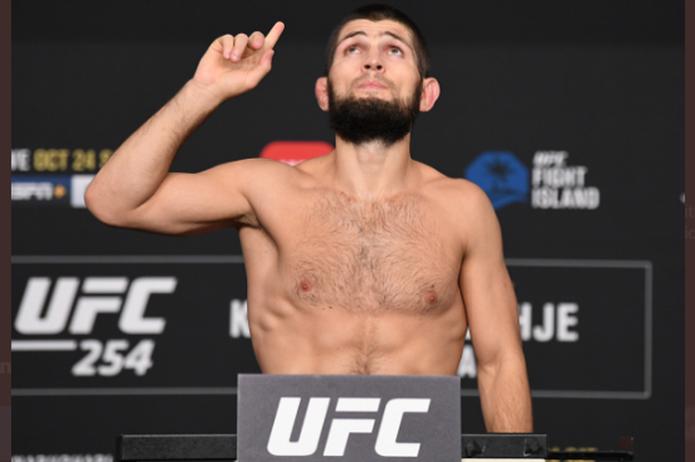 Khabib Nurmagomedov, Pensiun dari UFC