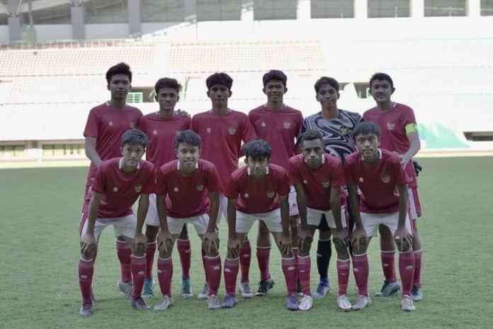 Timnas Indonesia U-16, Takluk dari UEA dengan Skor Tipis 2-3