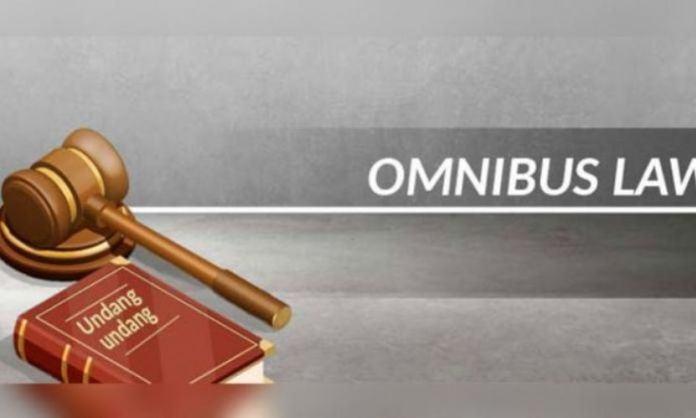 Naskah UU Cipta Kerja Berubah Jadi 1.187 Halaman, Ada Nomor Bab yang Ganti