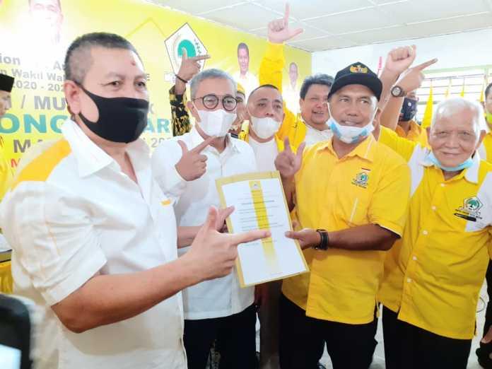 Ketua Golkar Sumut: Medan Butuh Walikota Visioner