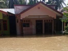 Korban Banjir di Besitang Langkat, Keluhkan Belum Ada Bantuan Pemerintah