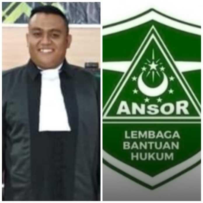 LBH Ansor Tanjung Balai dan Batubara Beri Bantuan Hukum kepada Peserta Aksi Demo Tolak Omnibus Law