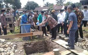 Pesantren Saifullah Bangun BLK Komunitas