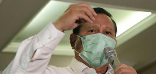 Menhan Prabowo Subianto: Apakah Kita Bisa Makan Beton?
