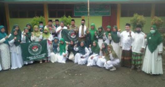 Pejuang Islam Nusantara Sumatera Utara, Bersama Aliansi Masyarakat Islam Rahmatan Lil'alamin Meriahkan Hari Santri Nasional