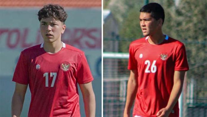 Timnas Indonesia U-19, Panggil Dua Pemain Baru Berdarah Jerman-Indonesia