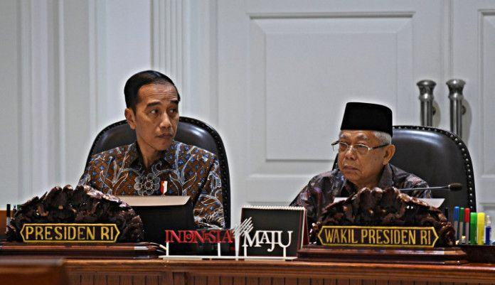ICW Sebut 1 Tahun Pemerintahan Jokowi-Amin Sukses Mengebiri KPK