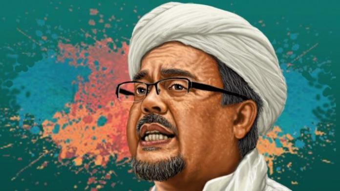 3 Revolusi yang Sudah Dilakukan Habib Rizieq Sebelum Pulang ke Indonesia