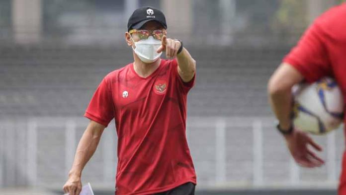 Shin Tae-yong, Terus Buru Pemain Keturunan untuk Timnas Indonesia U-19