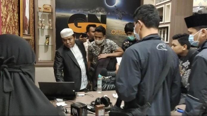 Diduga Hina NU, Ini Penampakan Gus Nur saat Ditangkap di Malang