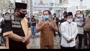 Aksi di Sumut, Ustaz Martono Kedatangan Habib Rizieq Hanya Mendatangkan Kemudharatan