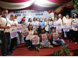 Silaturahmi Smansa Community For Bobby–Aulia