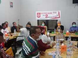 Ganjar Pranowo ke Medan, Silaturahmi dengan Suku Jawa Menangkan Bobby-Aulia
