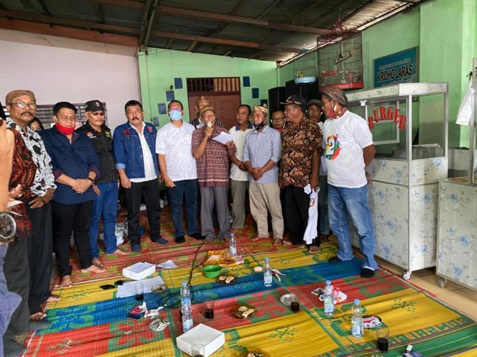 Etnik Jawa Kota Medan Bulatkan Tekad Pilih Bobby-Aulia