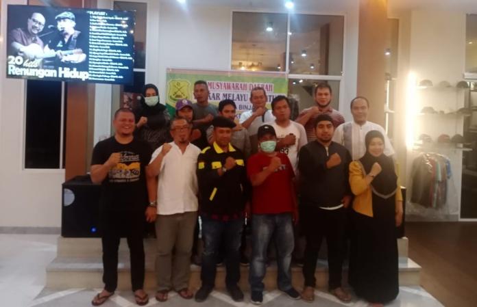 Khairul Amri Terpilih Aklamasi Ketua DPD LMHT Kota Binjai 2020- 2025