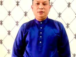 Laskar Melayu Hang Tuah Kota Medan Dukung Bobby-Aulia