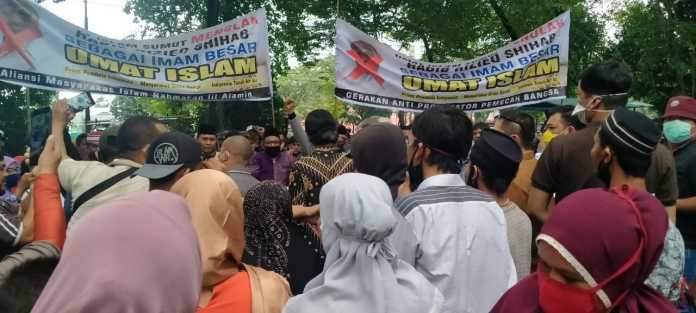 Aksi di Sumut, Ustaz Martono : Kedatangan Habib Rizieq Hanya Mendatangkan Kemudharatan