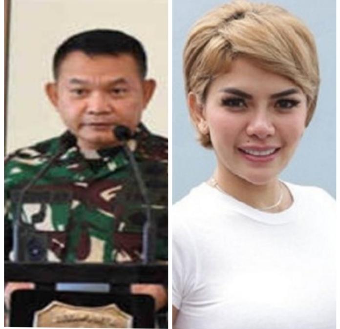 Pangdam Jaya Datang, Nikita Mirzani Menghilang