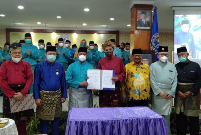 Pelantikan PW ISMI Sumut, Momentum Kebangkitan SDM Melayu
