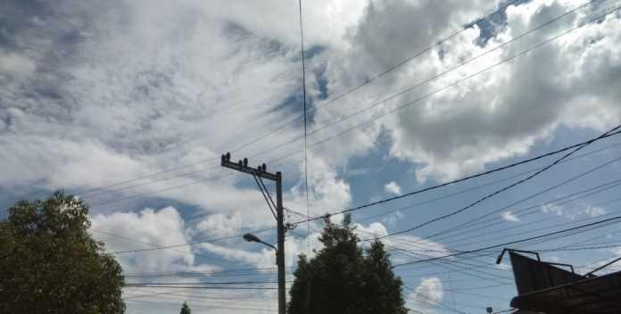 Peringatan Dini Cuaca Sumut Hari Ini, Ini Daerah Berpotensi Hujan Termasuk Langkat