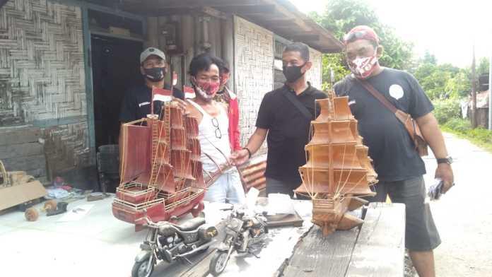 Re-Born Sosialisasikan Program Bobby Nasution ke Pelaku UMKM di Medan Deli