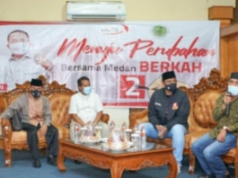 Bobby Nasution, Didukung PKP BERDIKARI Sumut dan JBMI