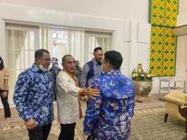 HIMMAH Sumut, Kritik Gubernur yang Jamu AHY Usai Kampanyekan Akhyar - Salman
