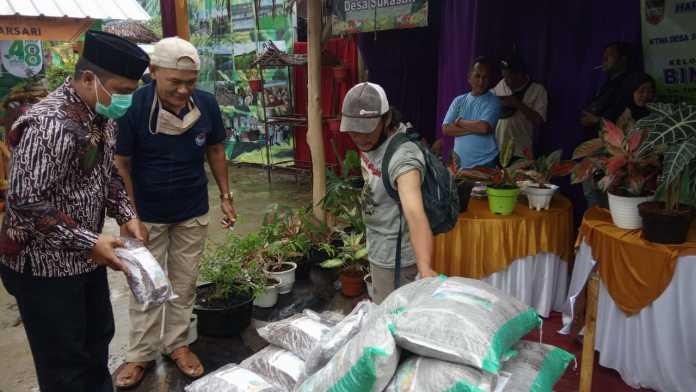 Anggota DPRD Ciamis Fraksi PPP Apresiasi Kegiatan Hari Krida Pertanian Ke-48