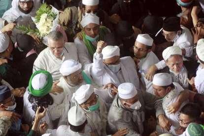 Tiba di Jakarta, Habib Rizieq Nikahkan Najwa Shihab 4 Hari Lagi