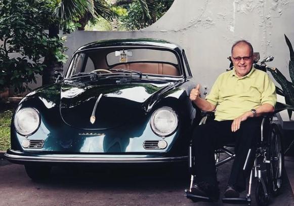 Profil Helmy Sungkar, Tokoh Automotif dan Pembalap Nasional