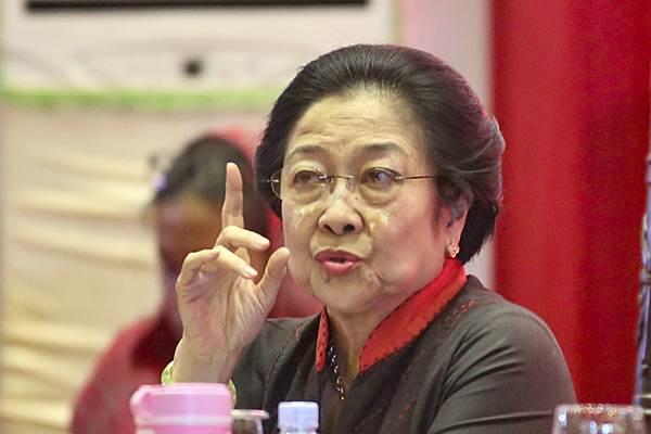 Megawati: Sekarang Jakarta Jadi Amburadul