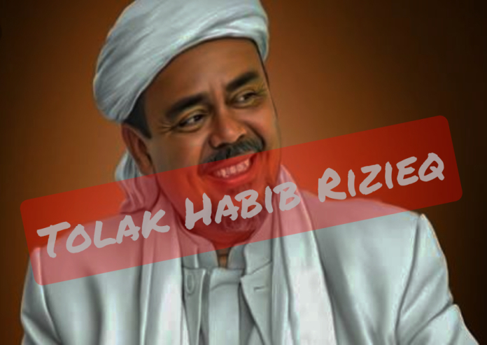 Tolak Habib Rizieq, Banser Banten Acuhkan Pesan Mbah Moen