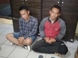 Pasang Spanduk Tolak Kedatangan Rizieq di Deli Serdang, 2 Pria Diperiksa Polisi