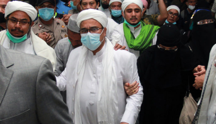 Habib Rizieq Janji Penuhi Panggilan, Polisi Tetap Serukan Penangkapan