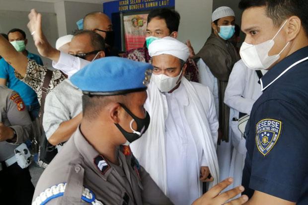 Habib Rizieq Siap Ditahan, Pengacaranya Akan Lakukan Ini